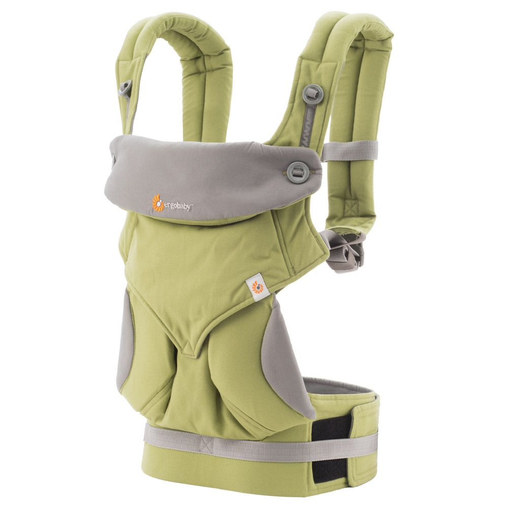Ergo Baby 360^ 4 Position Baby Carrier  Green